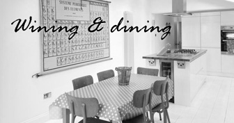 Wining and Dining in Whitstable - Close by accommodation and cottages